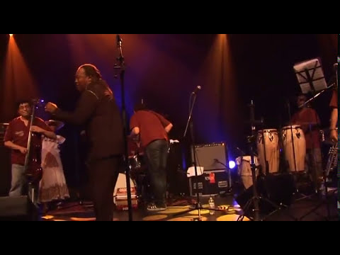 QUANTIC & His Combo Barbaro - Linda Morena (Live)