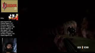 Kreidos21 - Goldeneye 007 Caverns Agent 1:10