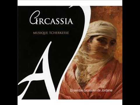 Ensemble Circassien de Jordanie – Kabarley Eslameh [Circassian Folk Music]