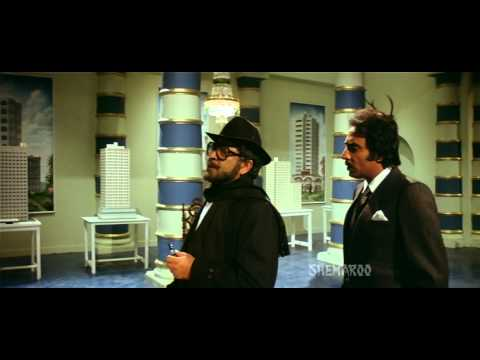Namak Halaal - Part 2 Of 17 - Amitabh Bachchan - Shashi Kapoor - Hit Comedy Movies video
