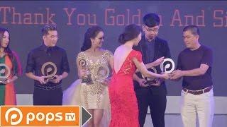 Video clip Full Show POPS AWARDS 2014 - Không Giới Hạn Đam Mê & Sáng Tạo