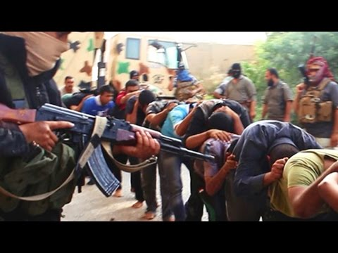 ISIS Genocide of Yazidi in Iraq