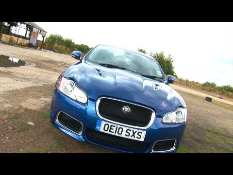 Jaguar XFR review