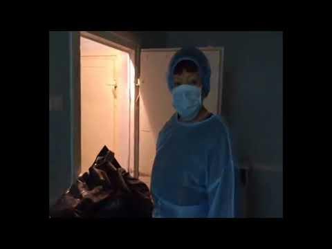 Фрагмент видео В поисках пропавших российских военных на Донбассе 18+