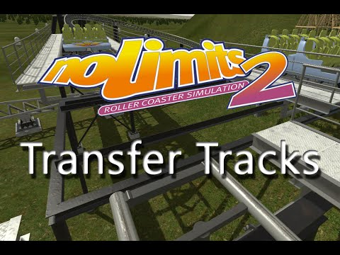 5. Transfer Tracks bauen