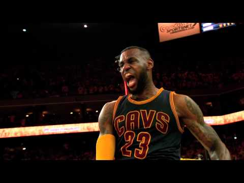 NBA Finals Phantom Raw: LeBron James Reacts to Game 2 Win