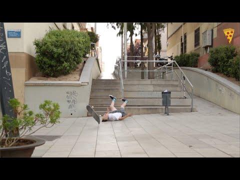Pizza Skateboards - Prepare The Video - Bonus Video #3  (rough cut)