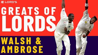 Courtney Walsh or Curtly Ambrose | Who's The Greatest?