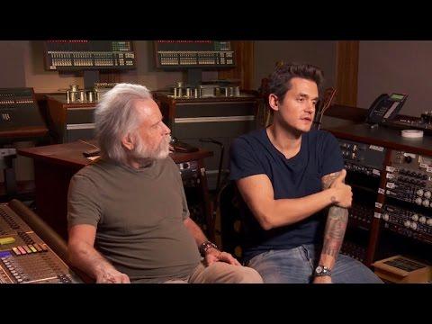 Bob Weir and John Mayer on Dead & Company