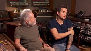Bob Weir and John Mayer on Dead & Company