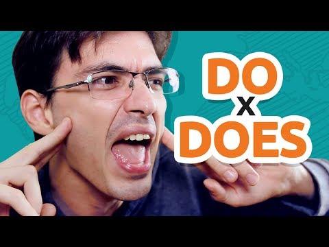 DO x DOES | Qual a diferença e como usar?