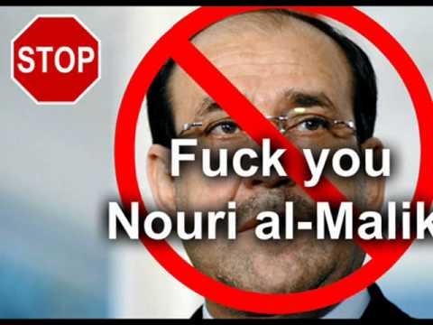 Zaxo Rap (F--k) Nouri al-Maliki)