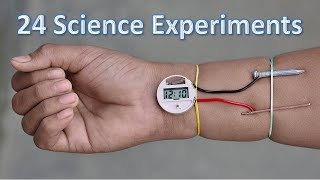24 Awesome Science Experiments In Hindi