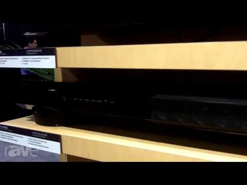 CEDIA 2013: Yamaha Shows rAVe Their New YSP-1400BL Digital Sound Projector