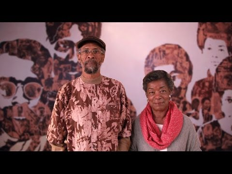 'The Black Experience' mural gives snapshot of 1970