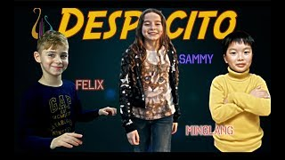Despacito 3 Kinder HITS FOR KIDS (Deutsch)