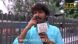 Abhi Saravanan At Pattathari Movie Team Interview