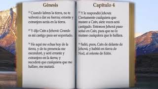 #BIBLIA HABLADA LIBRO DE GÉNESIS COMPLETO