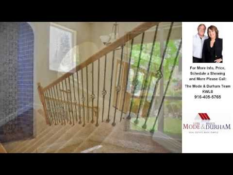 5501 Danjac Cir., Sacramento, CA Presented by The Mode & Durham Team.