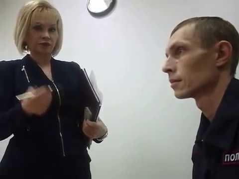 Участковый Михаил Кашин в Избирательной комиссии Кировской области