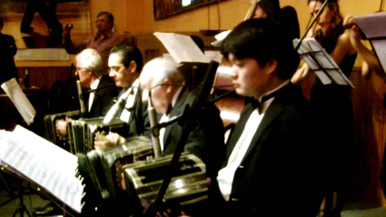 Orquesta sans souci tango salon canning milonga for A puro tango salon canning