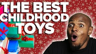 The Top Ten Toys of the 80's