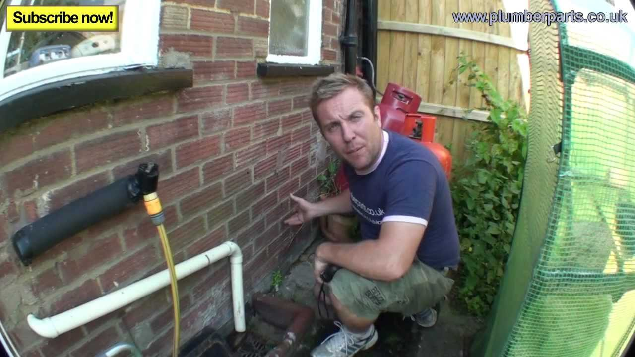 Washing Machine Waste Plumbing Tips Youtube