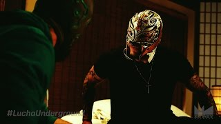 Previously On Lucha Underground 01/11/17