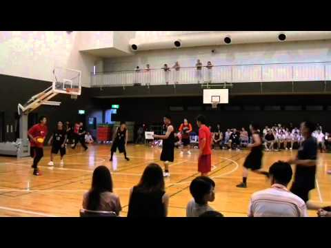 NBL選手vs新潟国体2013