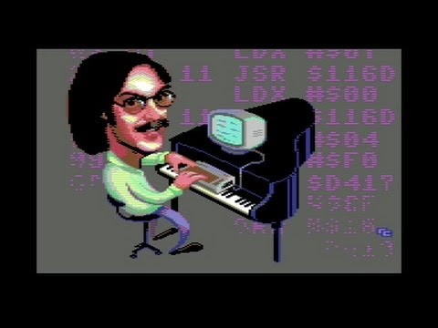 Genesis Project - That Demo with the New Hubbard Tune - C64 Demo