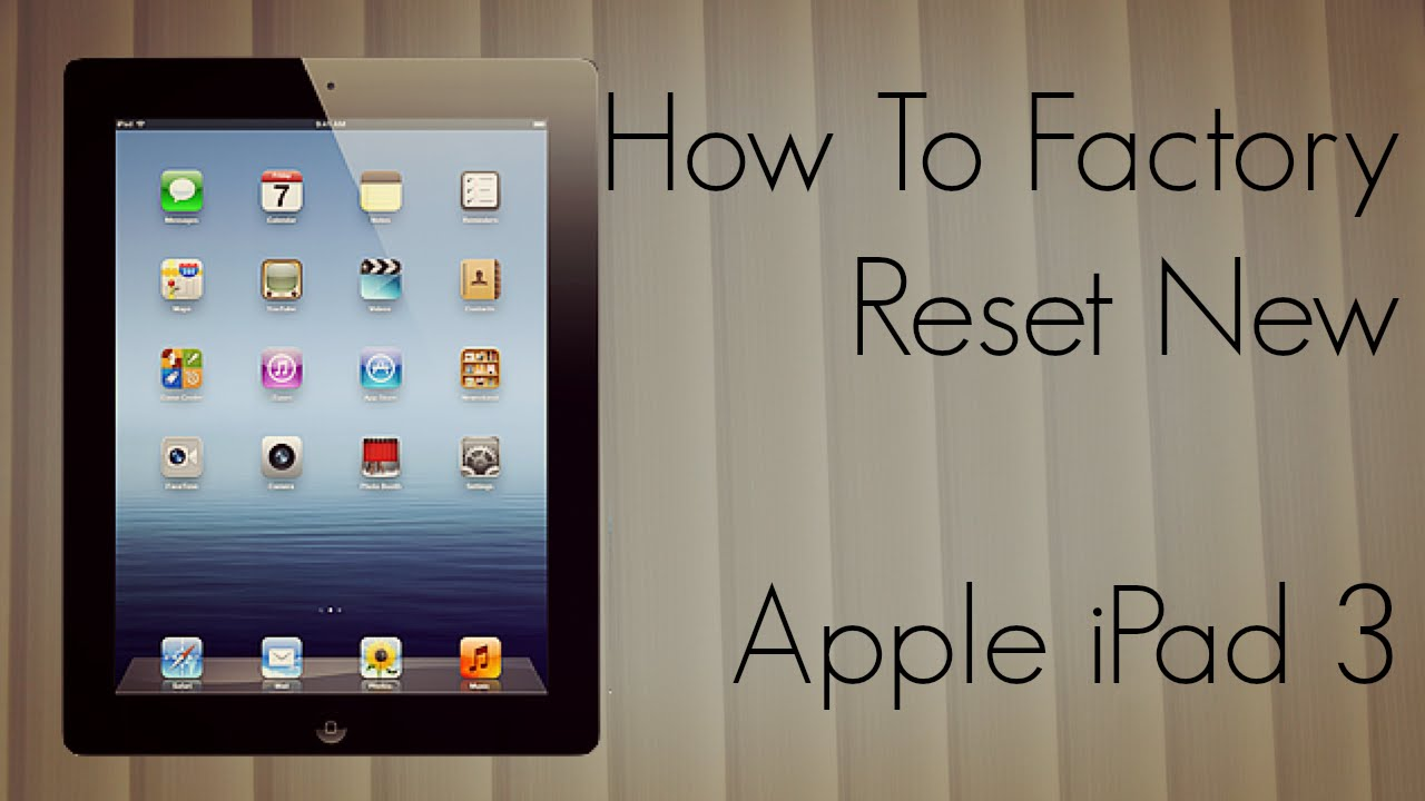 how to delete documents and data on ipad