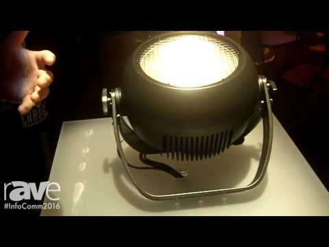 InfoComm 2016: Chauvet Professional Showcases Its Brand New Strike 1 Strobe Light