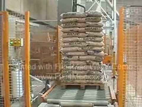 Impianto per la produzione di pellet di legno da 2 ton h for Impianto produzione pellet usato