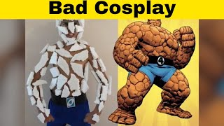 Hilarious Cosplay Fails That Cannot Be Unseen! 👺👺👺
