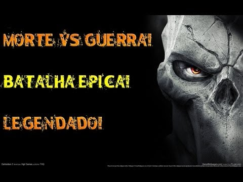 Darksiders 2 Pt-br Morte Vs Guerra