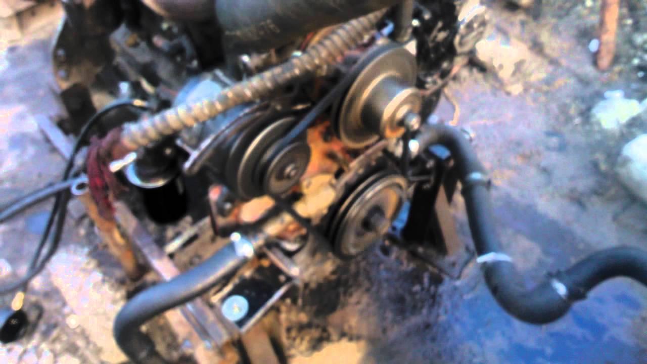 Капремонт двигателя д-245 своими руками