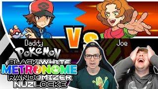 How Does It KEEP DYING!? Pokemon Black and White Metronome Randomizer Nuzlocke #8