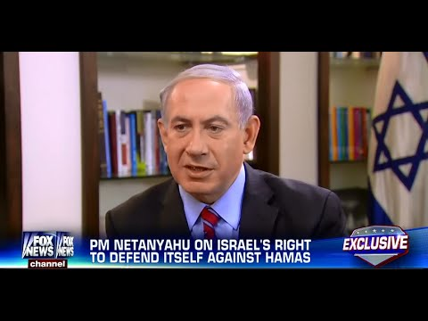 • One on One with Benjamin Netanyahu • Hannity • 8/07/14 •