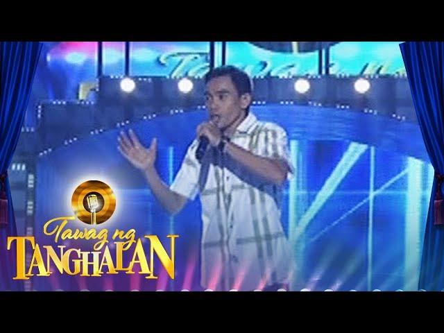 Tawag Ng Tanghalan: Jerson Consulta | Labanan Natin Ang Tukso