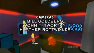 Bart's Game Show Extended Credit Roll (2017)