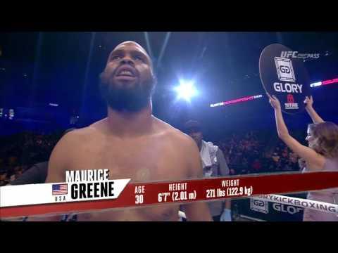 GLORY 38 Superfight Series: Catalin Morosanu vs. Maurice Greene