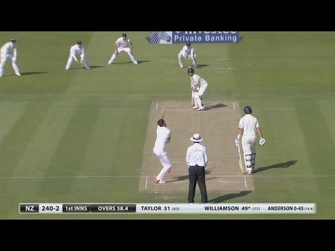 Highlights - England v New Zealand, Lord's Test, Day 2