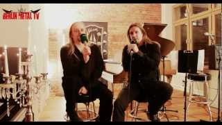 STRATOVARIUS Interview Berlin Metal TV