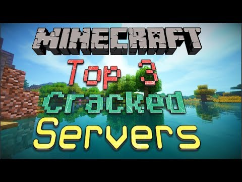 Minecraft Top 3 Cracked Servers!! (Bedwars,Eggwars,Skywars,etc)