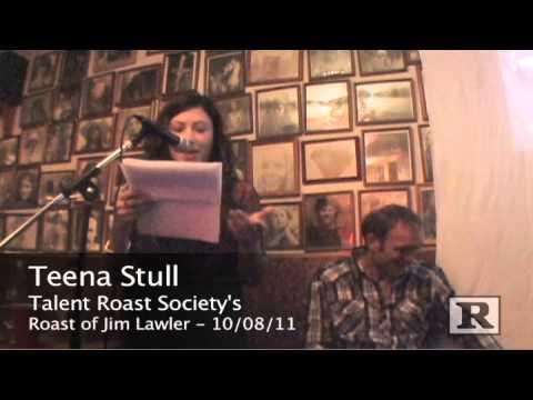 Teena Stull Roasts Jim Lawler - UNCENSORED