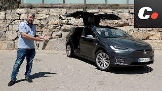 Tesla Model X | Prueba / Test / Review en Español | Coches.net