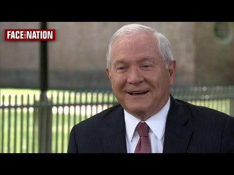 """That's not the way I would deal with people,"" former defense secretary Robert Gates says of Preside"