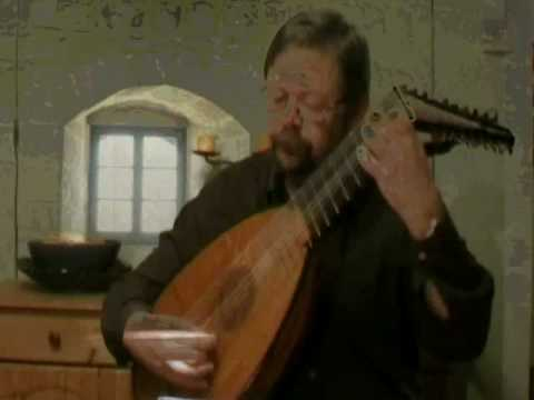Francis Pilkington - A Pavin For The Lute And Bass Viol