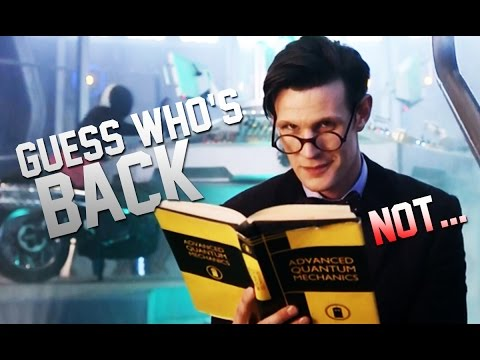 Doctor Who: Matt Smith Returns!? Oh gosh..