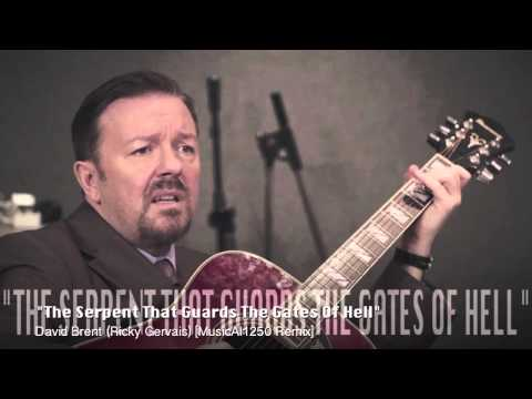 Ricky Gervais - Serpent Who Guards The Gates Of Hell